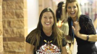 Download Excited Fan meets The McClymonts - Jason Aldean Concert - North Charleston SC Video