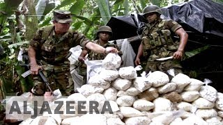 Download Colombia's surge in cocaine production hinders security efforts Video