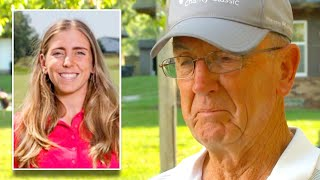 Download Teary Witness Was One of the Last to See Slain Iowa State Golfer Alive Video