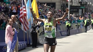 Download 2017 Boston Marathon: Champions Return to Seek Another Title Video
