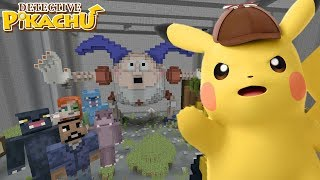 Download Minecraft XBOX - Hide and Seek - POKÉMON Detective Pikachu Video