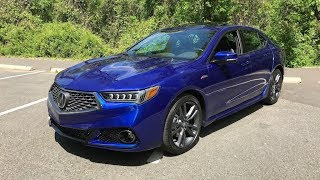 Download 2018 Acura TLX A-Spec SH-AWD – Redline: Review Video