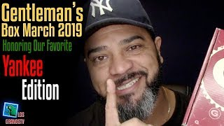 Download Gentleman's Box March 2019 👔 : LGTV Review Video