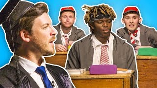 Download SIDEMEN GO BACK TO SCHOOL Video