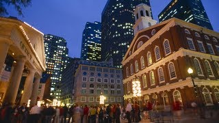 Download Faneuil Hall & Quincy Market Tour - Boston MA Video