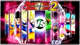 Download Dragon Ball Raging Blast 2 GAMEPLAY PEDIDO 1 Video