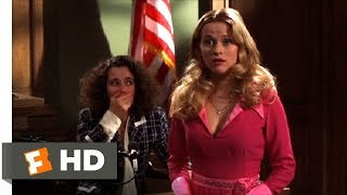 Download Legally Blonde (11/11) Movie CLIP - Elle Wins! (2001) HD Video