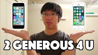 Download BUYING MY PARENTS NEW iPHONES Video