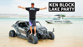 Download Can-Am Wakesurf Slingshot?? Ken Block's Guide to Awesome Can-Am Riding Spots: Lake Powell, Utah Video