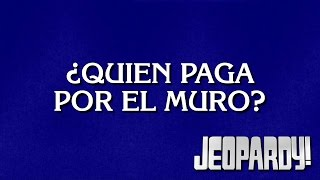 Download Jeopardy! - The Wall (Nov. 4, 2016) Video