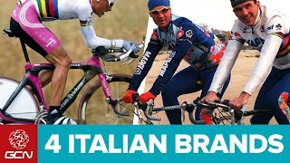 Download 4 Iconic Italian Bicycle Brands Video