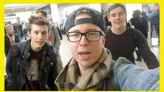 Download Getting Sloppy in San Francisco (ft. Troye & Connor) | Tyler Oakley Video