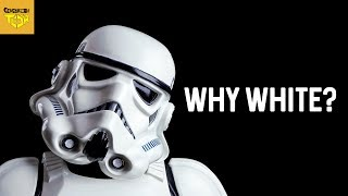 Download Why is STORMTROOPER Armor WHITE? Video