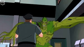 Download Poison Ivy and Swamp Thing attack S.T.A.R. Labs | Batman and Harley Quinn Video