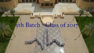 Download 5th Batch Graduation Video | Alfaisal University CoM Class of 2017 Video