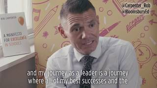 Download Meet Rob Carpenter, author of A Manifesto for Excellence in Schools Video