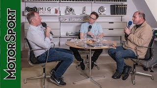 Download Martin Brundle podcast, in association with Mercedes-Benz Video