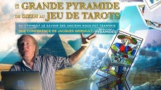 Download Jacques Grimault - De la grande pyramide de Gizeh au jeu de Tarots - Partie 01 Video