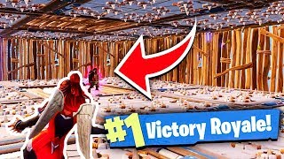 Download IMPOSSIBLE SPIKE TRAP *WIN* IN FORTNITE BATTLE ROYALE!!! (Fortnite Battle Royale Solo Win Gameplay) Video