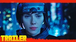 Download Ghost in the Shell (2017) Primer Tráiler Oficial Subtitulado Video