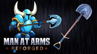 Download Shovel Blade - Shovel Knight - MAN AT ARMS: REFORGED Video