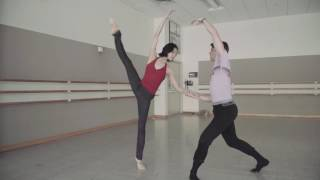 Download SF Ballet in Wheeldon's Pas de Deux from ″After the Rain″ Video