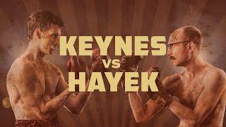 Download ″Fight of the Century″: Keynes vs. Hayek Rap Battle Round Two Video