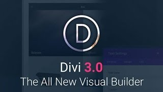 Download NEW Divi Theme 3.0 Visual Editor for Wordpress | Divi Theme Review! Video