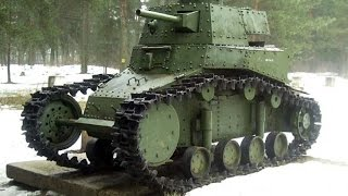 Download Танк своими руками! Легкий пехотный танк T-18 Video