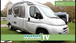 Download MMM TV Motorhome award winners 2013 - Burstner Brevio t 600 & Hymer Compact 404 Video