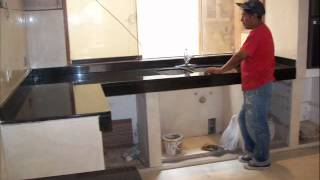 Download Granite Marble Kitchen Countertops Lima 1 Video