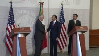 Download México y EEUU quieren frenar migración centroamericana Video