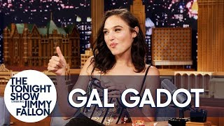 Download Gal Gadot Tries a Reese's Peanut Butter Cup for the First Time Video