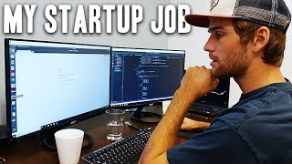 Download My Job as a Software Engineer at a Startup Video