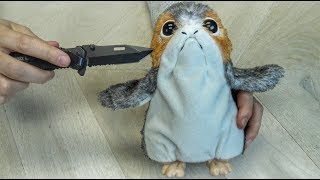 Download What's inside PORG From STAR WARS? Video