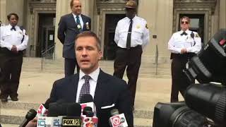 Download Gov. Eric Greitens makes a statement after invasion of privacy charge dismissed Video