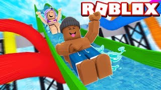 Download ROBLOX WATER PARK TYCOON Video