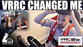 Download GAMER MUSCLE VISITS VIRTUAL REALITY RACING CLUB ! Video