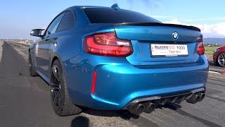 Download BMW M2 F87 w/ Remus Cat-back Sport Exhaust System! Video