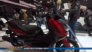 Download PADDOCK SPECIALE EICMA 2017 - STAND YAMAHA Video