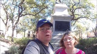 Download Forest Gump and the Squares of Savannah Georgia Video