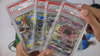 Download PSA graded returns: Guardians Rising conditions are awesome Video