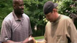 Download Shaq hangs out with Ben Roethlisberger Video
