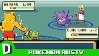 Download Pokemon Rusty: The Elite Four Video