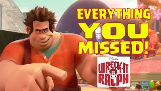 Download Disney's WRECK-IT RALPH Easter Eggs and Everything You Missed. Video