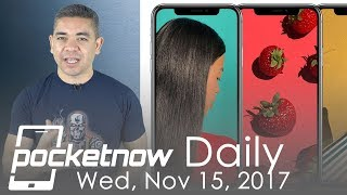Download iPhone X 2018 extra 3D sensor, iPad Pro to go 7nm & more - Pocketnow Daily Video