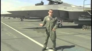 Download F-22 Raptor Video - Pilot Major ″Max″ Moga describes each maneuver he performed Video