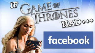 Download IF GAME OF THRONES HAD FACEBOOK Video