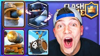 Download 4 NEW CARDS - CLASH ROYALE UPDATE Video