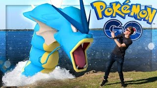 Download POKEMON GO AT THE BEACH! Video